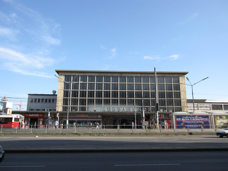 Wien Suedbahnhof
