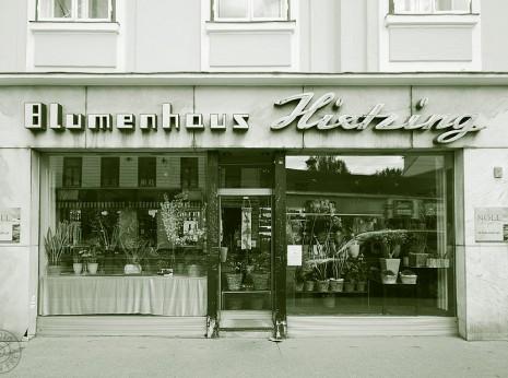 Geschaefte mit Geschichte: Blumenhaus Hietzing, 1130 Wien