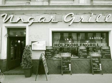 Geschaefte mit Geschichte: Ungar Grill, 1070 Wien